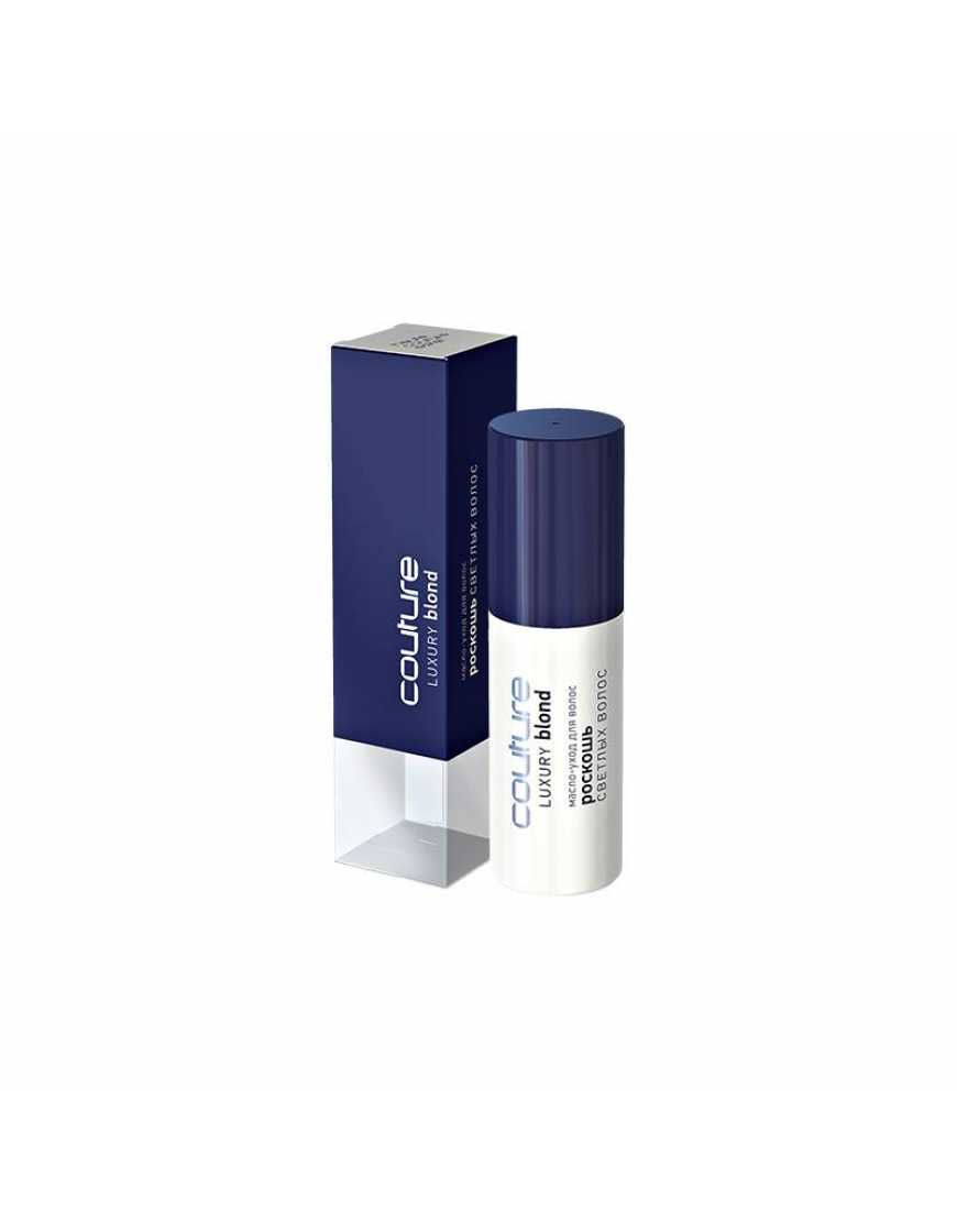 ESTEL Haute couture LUXURY BLOND масло-уход для волос.50 мл
