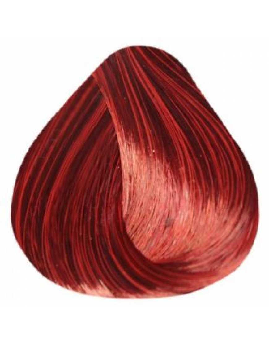 ESTEL Крем-краска для волос Extra Red DE LUXE темно-русый медно-фиолетовый 66/46