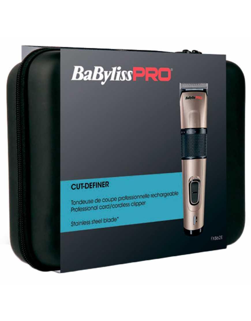 Машинка для стрижки волос BaByliss Pro FX862E
