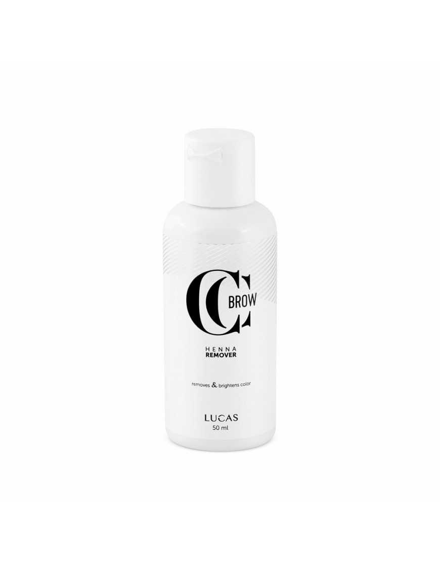 CC Brow Средство для снятия хны с кожи Henna Remover, 50 мл