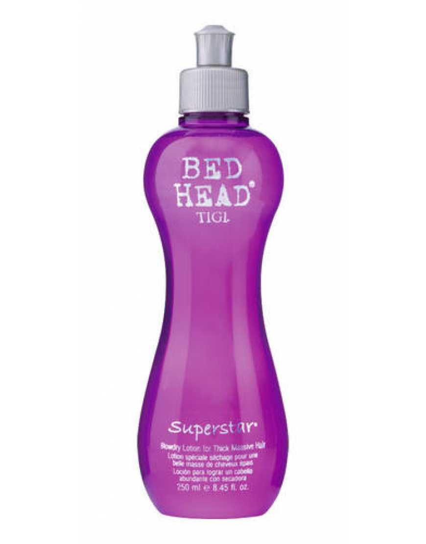 TIGI Bed Head Superstar Лосьон термоактивный для придания объема, 250 мл