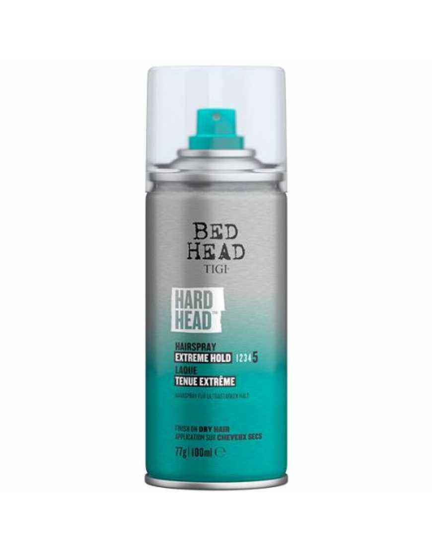 TIGI Bed Head Hard Head Лак для волос суперсильной фиксации,101 мл