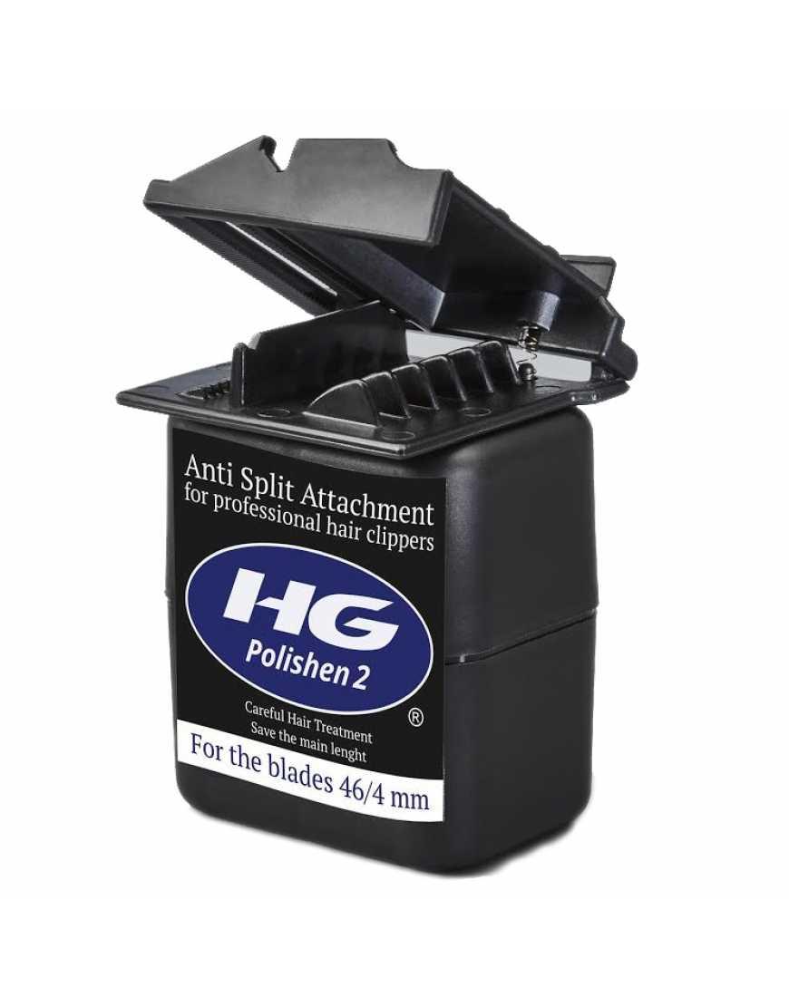 HG polishen Насадка для полировки волос №2 4 мм, черная