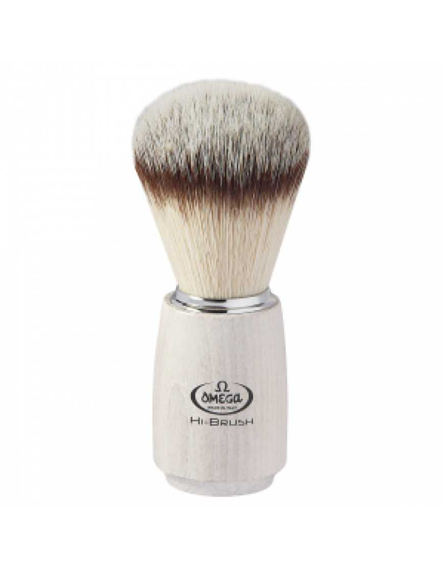 Omega Помазок для бритья 0146711, щетина синтетическое волокно