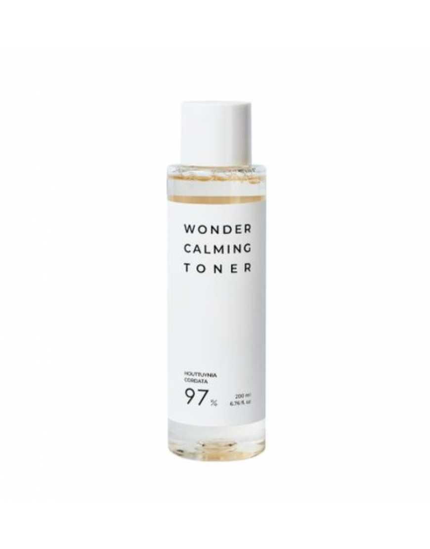 Esthetic House Тонер для лица УСПОКАИВАЮЩИЙ/ХАУТТЮЙНИЯ Wonder Calming Toner, 200