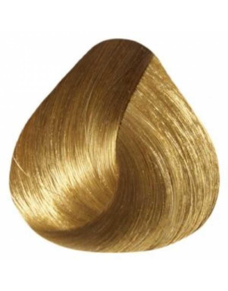 Estel Краска-уход De Lux 9/00 блондин для седины 60 мл