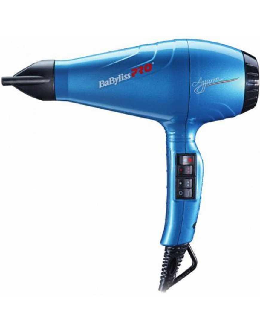 Фен BaByliss PRO BAB6350IBLE Azzurro, 2100W