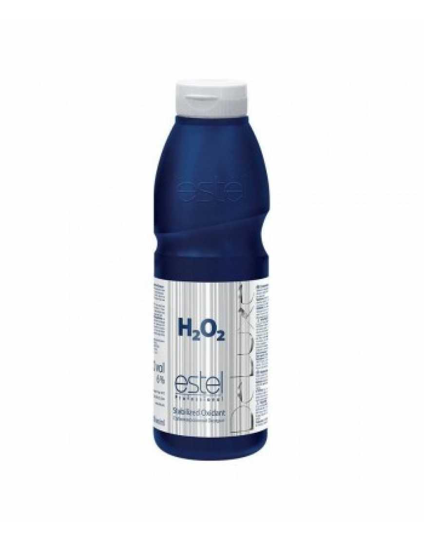 Оксидант Estel стабилизированный DE LUXE 6% 500 мл
