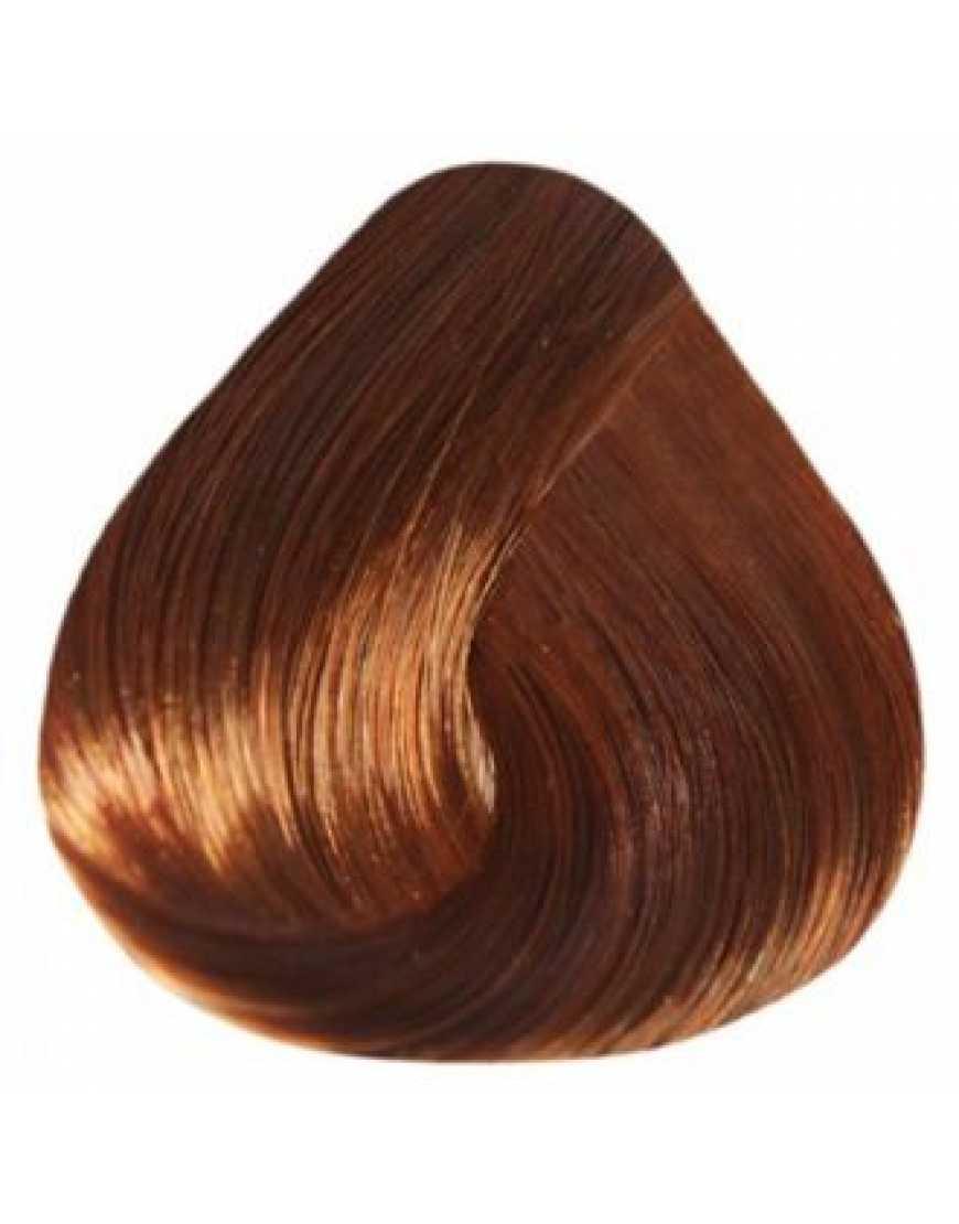 Estel Крем-краска для волос 7/4 DeLux Silver, русый медный 60 мл