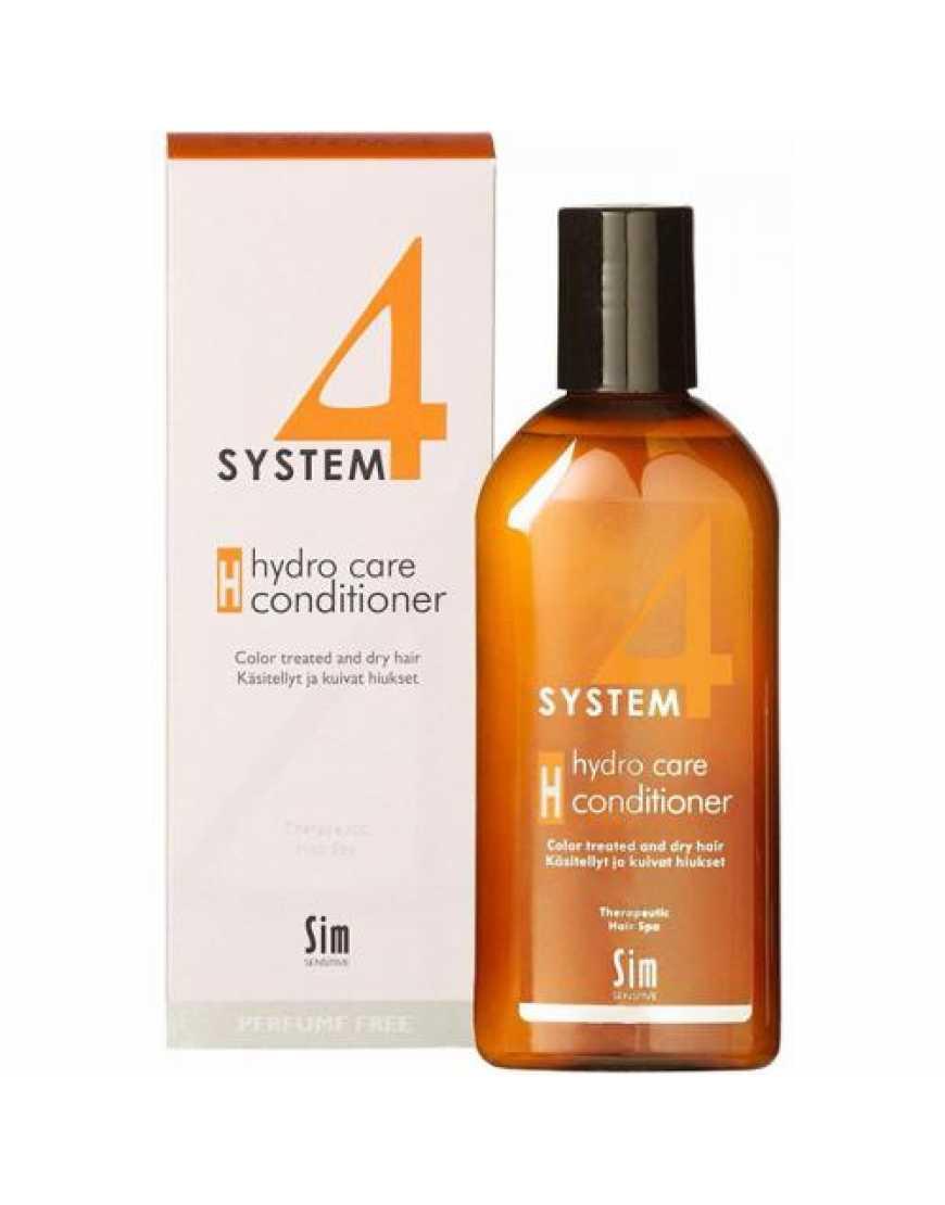 Бальзам System 4 Hydro Care Conditioner «Н» для увлажнения стержня волоса, 215 мл