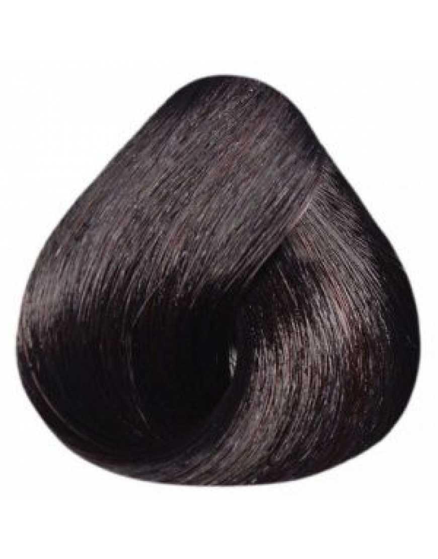Estel Краска-уход De Lux 4/6 шатен фиолетовый 60 мл