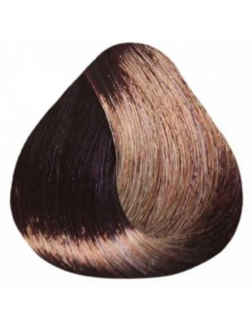 Estel Краска-уход De Lux 4/65 шатен фиолетово-красный 60 мл