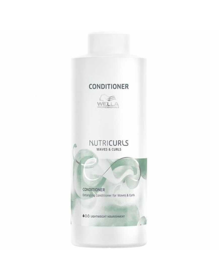Бальзам Wella Professionals NutriCurls для вьющихся волос, 1000 мл