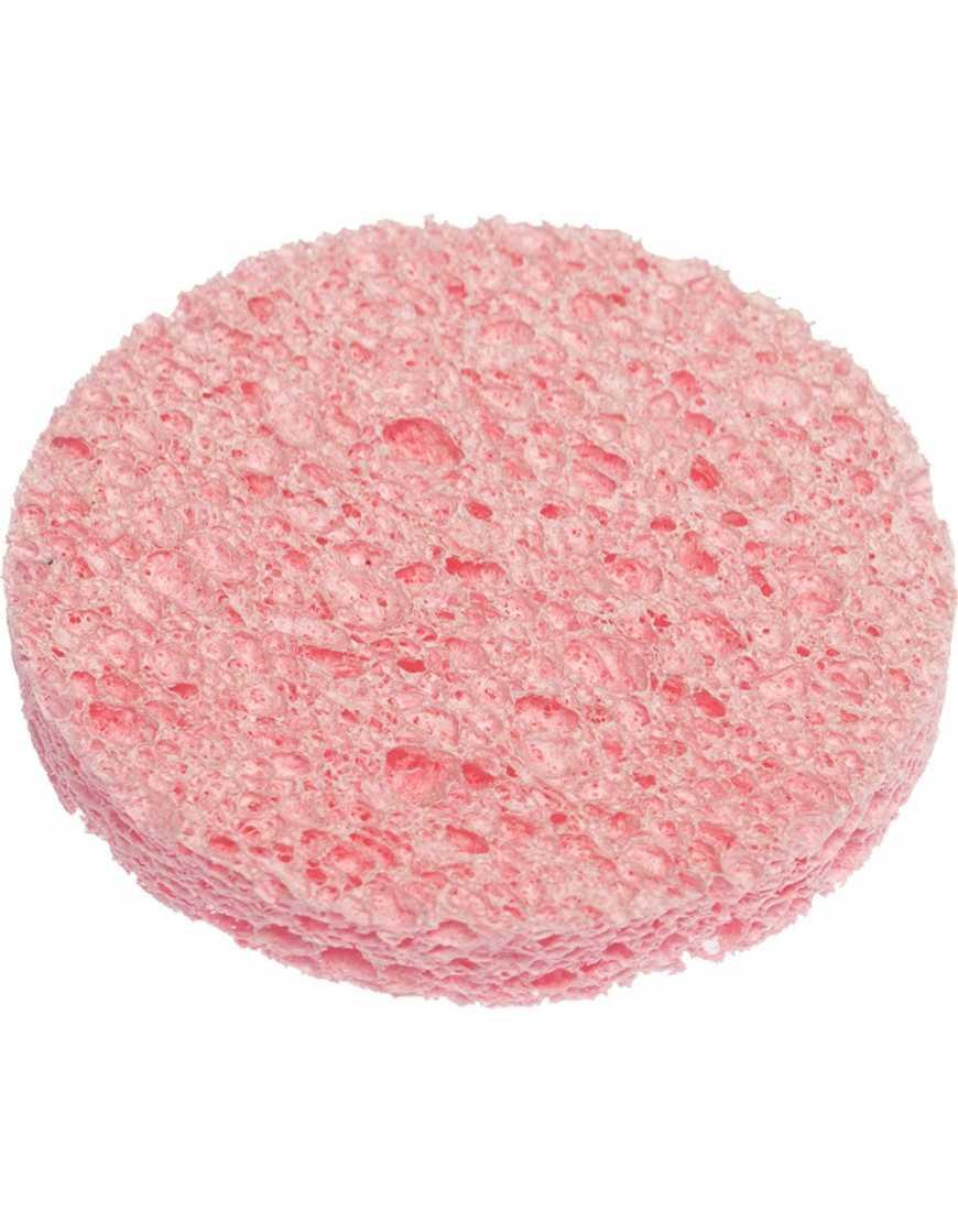 Спонж DEWAL BEAUTY CE-608 для снятия макияжа  (3 шт)