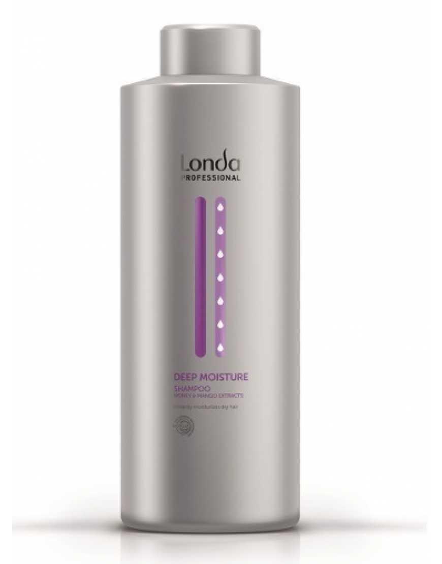 Шампунь увлажняющий Londa Professional Deep Moisture, 1000 мл