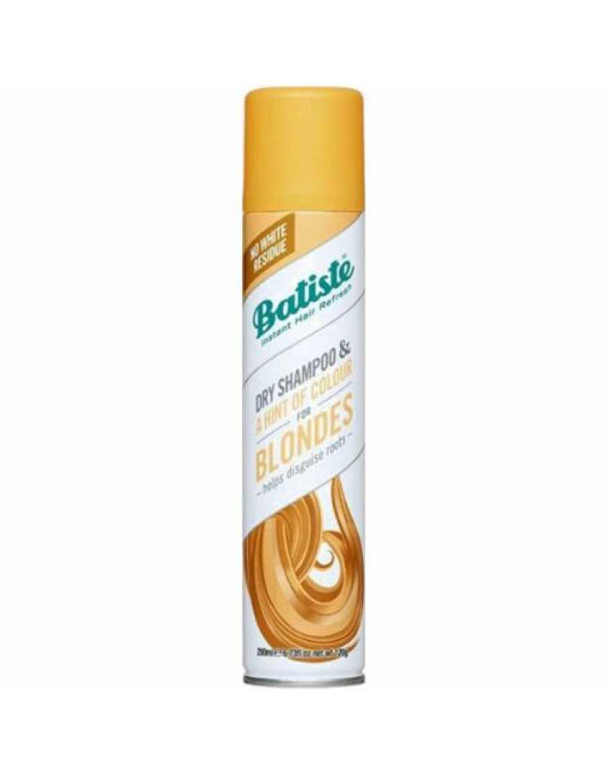 Batiste Blondes Шампунь сухой для светлых волос, 200 мл