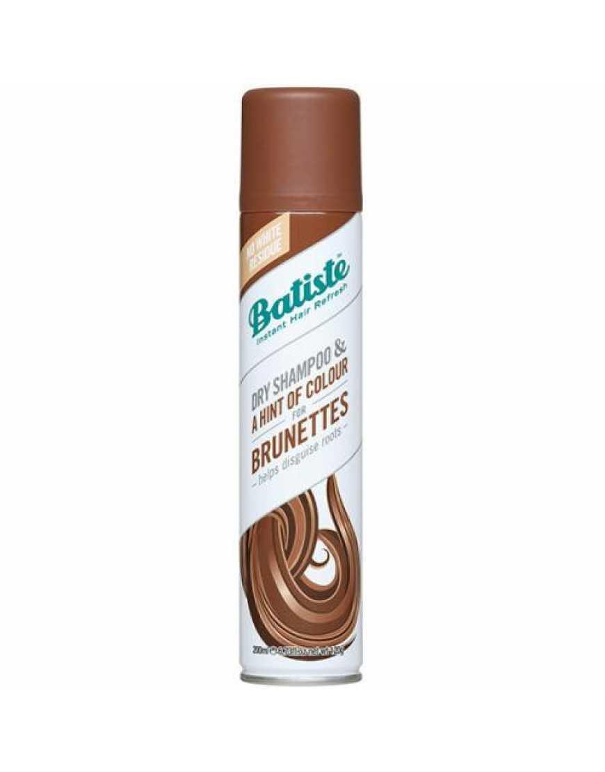 Batiste Brunettes Шампунь сухой для темных волос, 200 мл