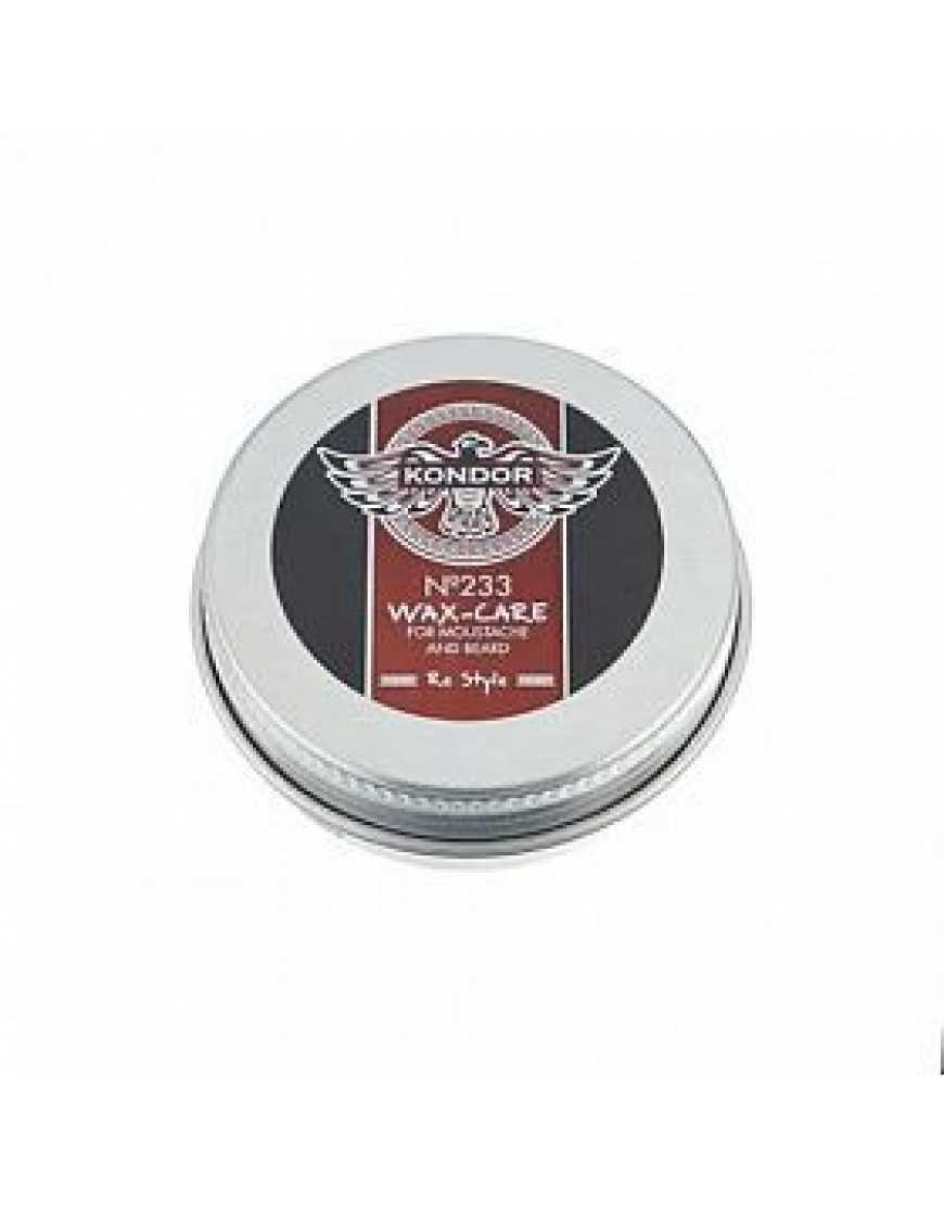 Kondor Воск-уход для усов и бороды Re Style №233, 30 мл