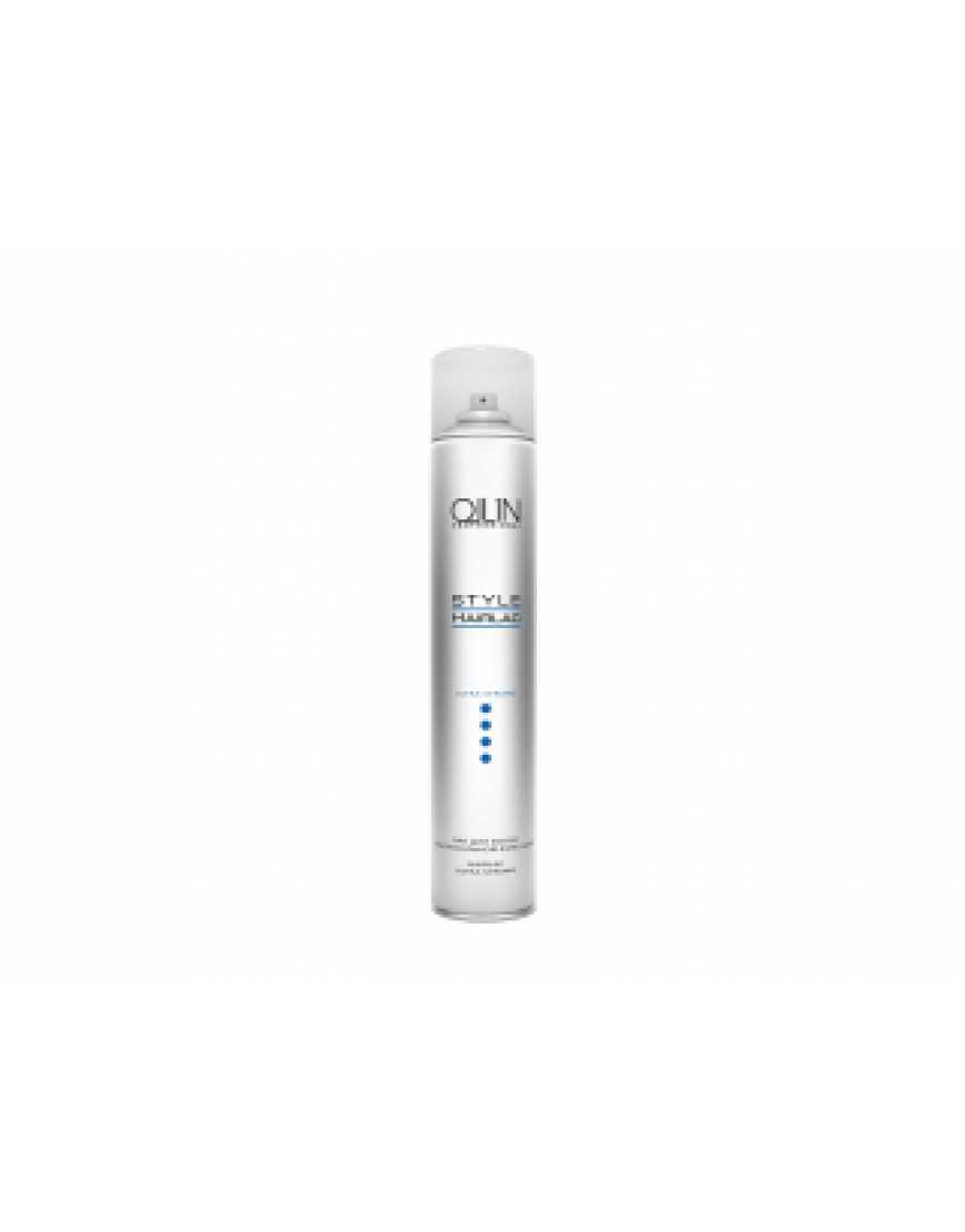 OLLIN Professional Лак для волос экстратрасильной фиксации, 75 мл