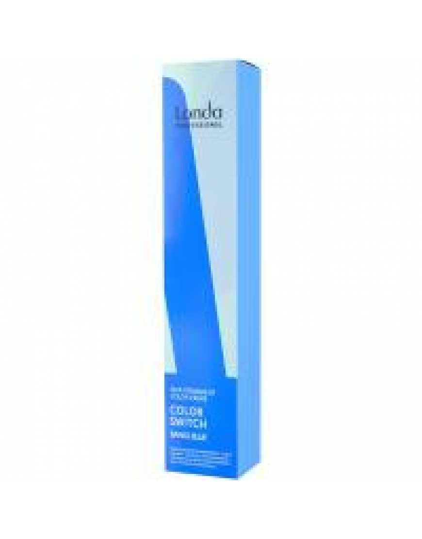 Краска оттеночная Londa Professional Color Switch для волос, синий, 80 мл