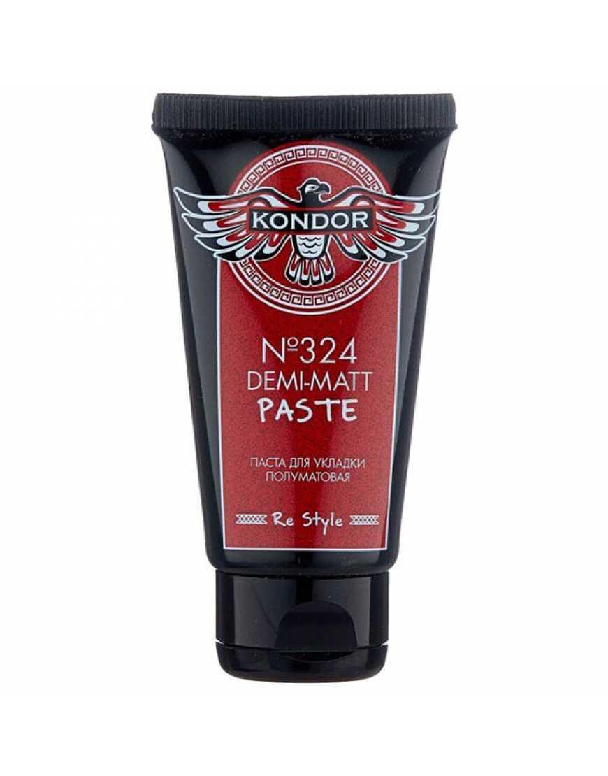 Kondor Паста полуматовая для укладки волос Re Style №324, 50 мл