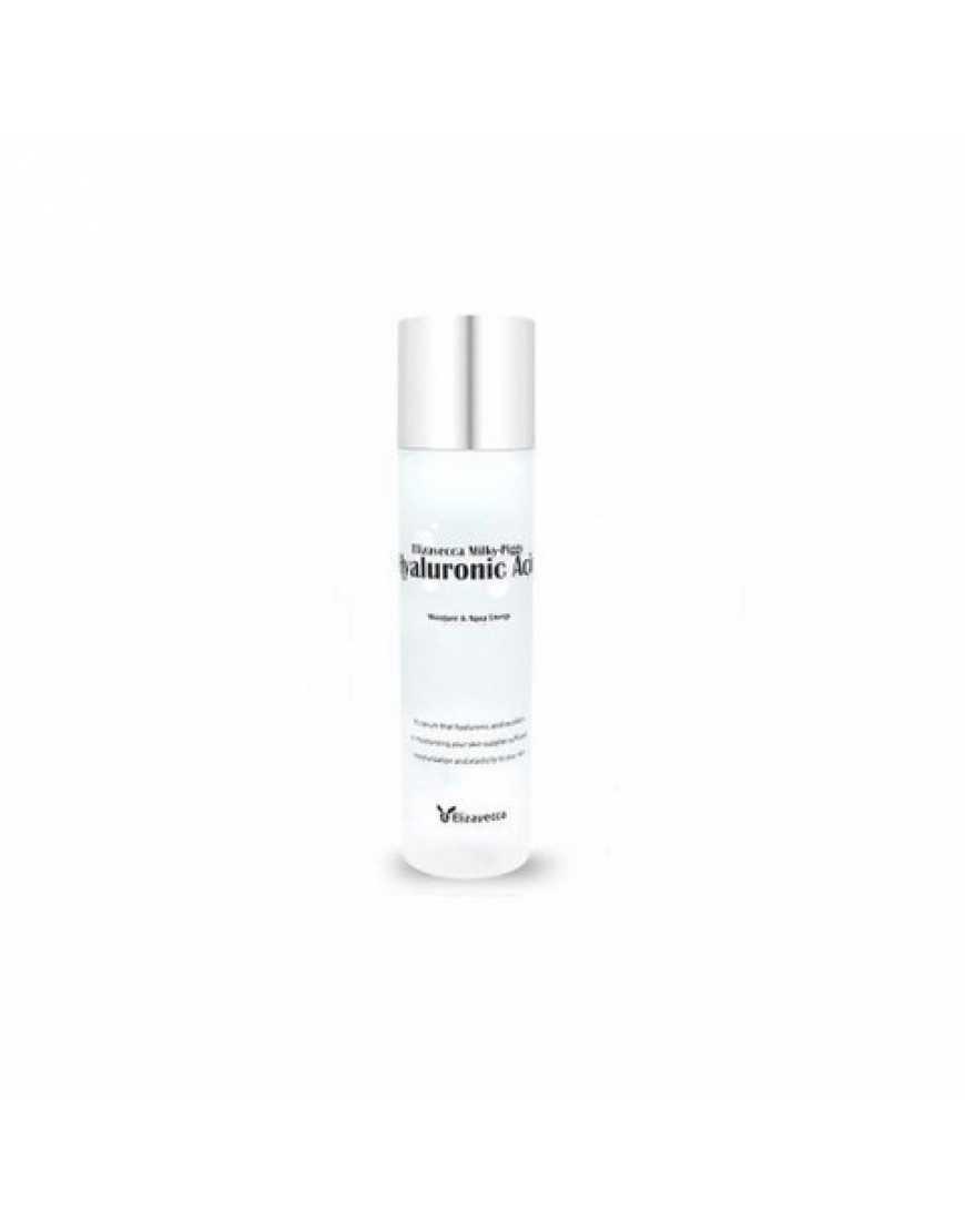Elizavecca Сыворотка для лица на основе 100% гиалуроновой кислоты, Hyaluronic Acid Serum 100%, 150 мл