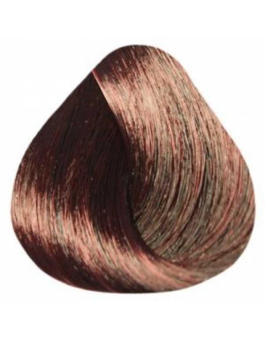 Estel Краска-уход De Lux 5/67 светлый шатен фиолетово-коричневый 60 мл